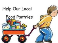 food pantry wagon clip