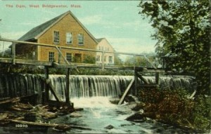 Grist Mill in West Bridgewater