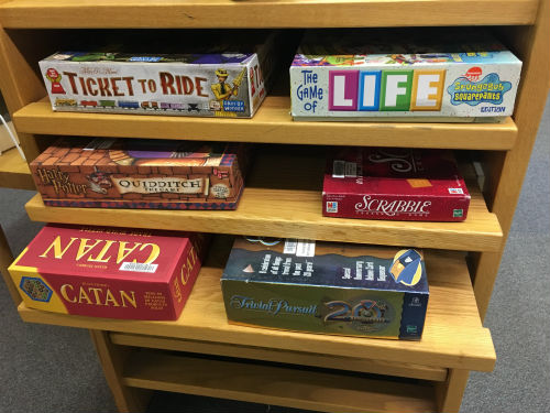 Library of Things – West Bridgewater Public Library